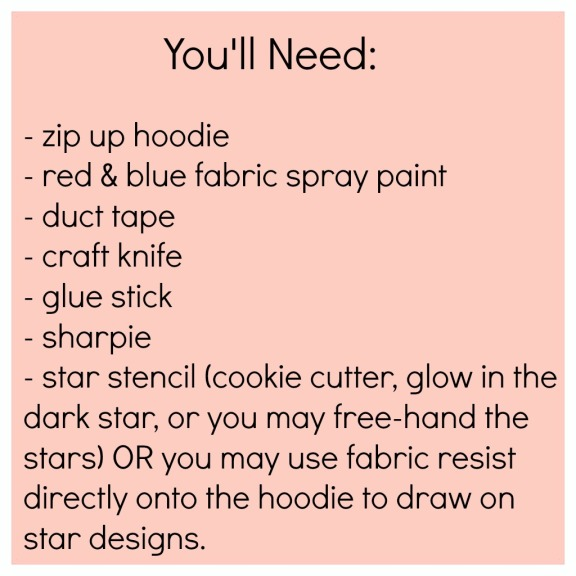 DIY_STARS_STRIPES_HOODIE_MATERIALS